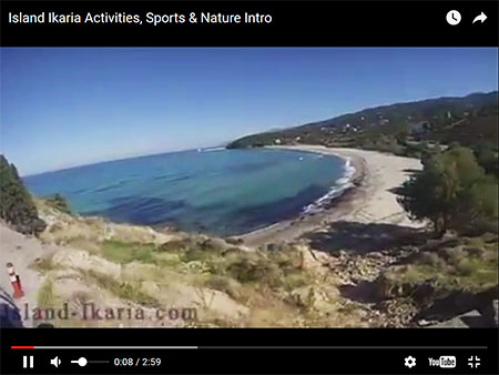 Ikaria Nature Video Intro