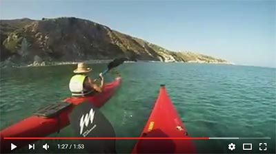 Ikaria Kayaking Video Intro