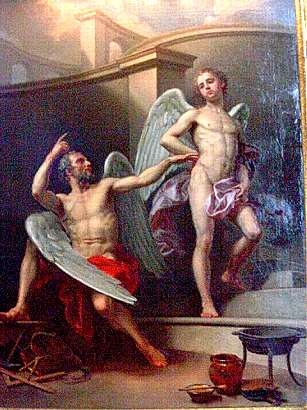 Icarus & Daedalus Greek Mythology